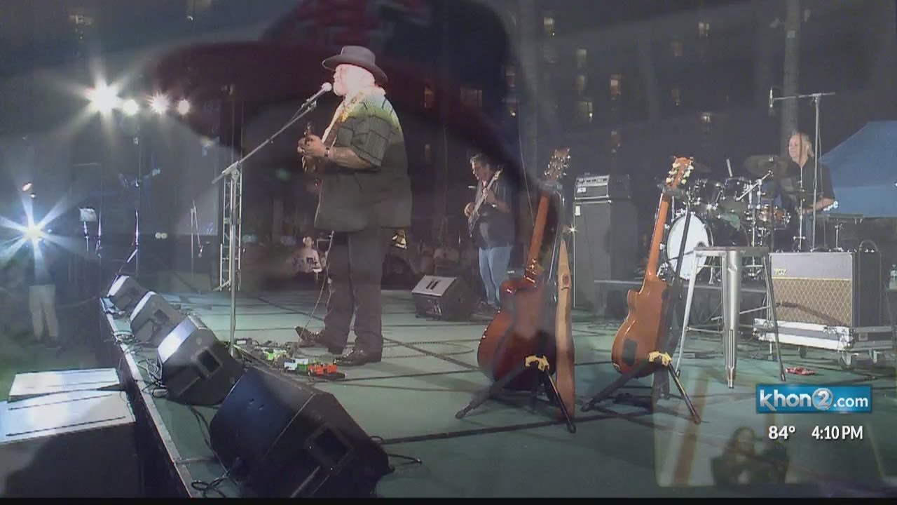 Local music community remembers Willie K