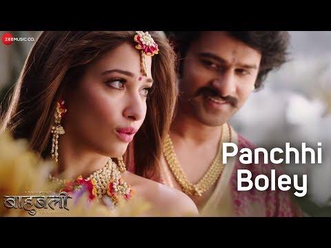 Panchhi Boley | Baahubali - The  Beginning | Prabhas & Tamannaah | M.M. Kreem & Palak Muchhal