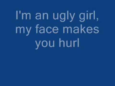 Ugly Girl 'Barbie Girl Parody' *With Lyrics*