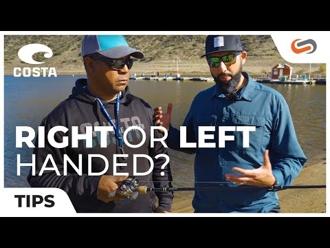 Right Or Left-Handed Fishing Reel: Which One Is For Me? | SportRx