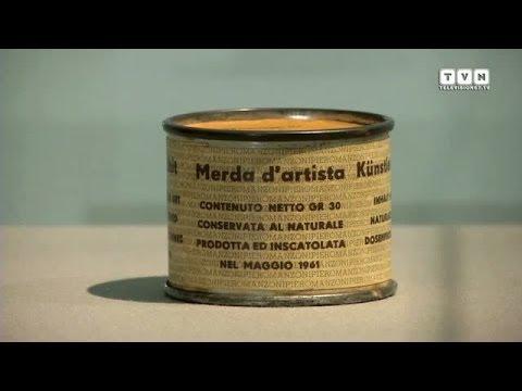 Piero Manzoni a Palazzo Reale - La Merda d'artista e altre 'intuizioni fulminanti'