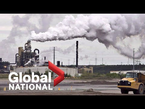 Global National: May 6, 2021   Alberta's Oilsands A Hot Spot For COVID-19 Outbreaks