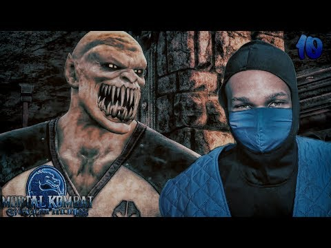 Mortal Kombat Shaolin Monks Story Mode Part 10 - BARAKA BOSS FIGHT thumbnail