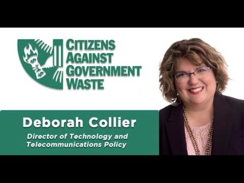 CAGW's Deborah Collier Talks Net Neutrality