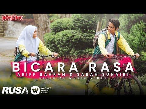 BICARA RASA - ALIFF BAHRAN & SAHARA SUHAIRI (OST SARA SAJEEDA)