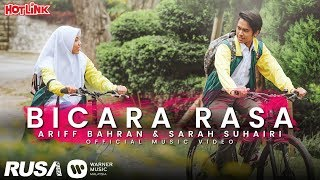 Download lagu (OST Sara Sajeeda) Ariff Bahran & Sarah Suhairi - Bicara Rasa [Official Music Video]
