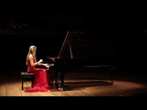 Svetlana Smolina - F. Chopin    Ballade No. 1 in G minor Op. 23