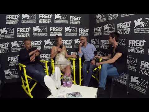Michael R. Roskam, Matthias Schoenaerts, Adele Exarchopoulos - LE FIDÈLE - 74 Venice Film Festival