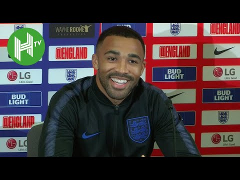 England v USA | Callum Wilson: Text from Alan Shearer left me in shock