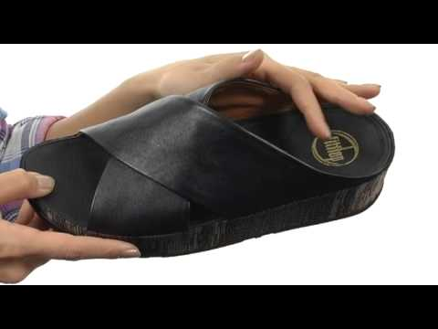 28bc415a006260 FitFlop Kys Cross SKU  8247119 - YouTube