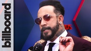 """Backstreet Boy's AJ McLean """"I'm Coming in to Disrupt Country""""   ACM 2018"""