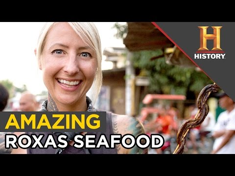 Amazing Seafood Market at Roxas City, Philippines | Ride N' Seek Philippines S4