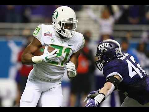 Highlights: Oregon football falls to TCU triple-OT thriller