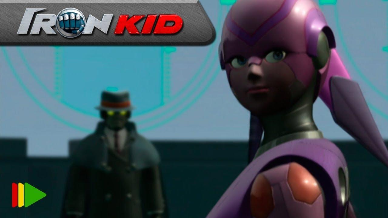 Iron Kid (Français) - 15 - À la rescousse d'Ally