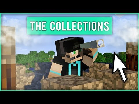 ماين كرافت : كستم ماب عربي رهيب - The Collection ؟!