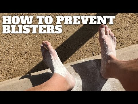 How To Prevent Blisters HikingGuy.com