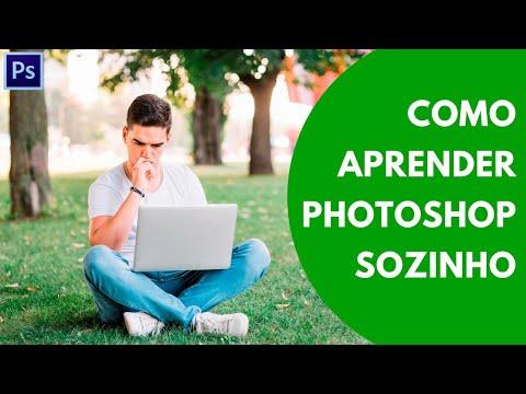COMO APRENDER PHOTOSHOP SOZINHO | Quer Aprender Photoshop Rapido?