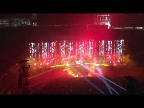 Metallica opening, Minneapolis MN 2016