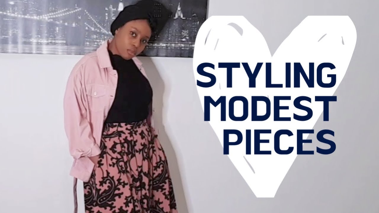 Modest Casual Outfit Ideas | Spring Haul 2019 3