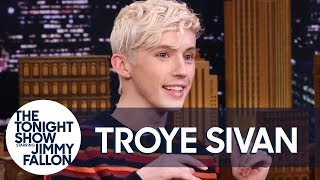 "Troye Sivan on Paying Tribute to Justin Timberlake in the ""1999"" Music Video"