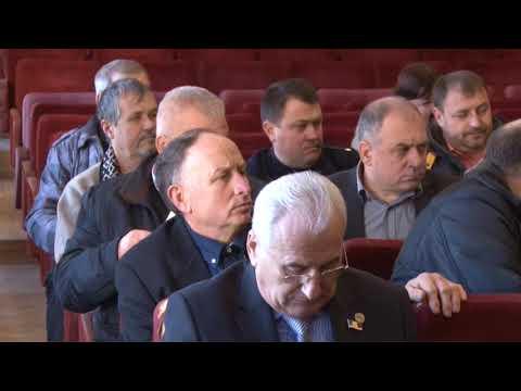 Evenimentul Zilei Sedinta Consiliului Raional Glodeni 8 12 2017