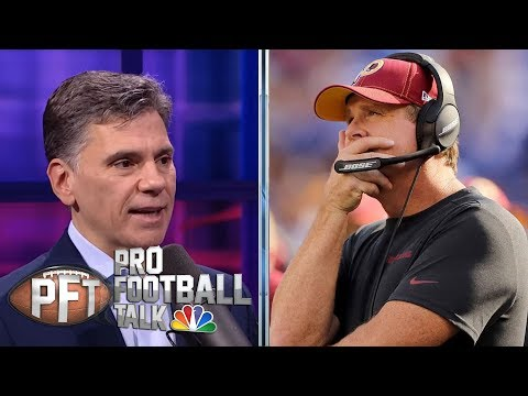 PFT Overtime: Who Will Be The Next Head Coach For The Redskins? | Pro Football Talk | NBC Sports