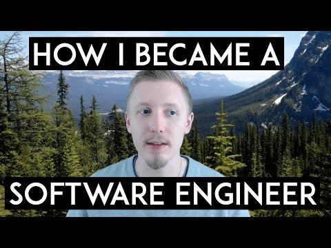 How I became a professional software developer
