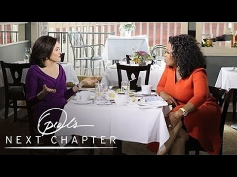 Sheryl Sandberg Talking About Working Mothers | Oprah's Next Chapter | Oprah Winfrey Network