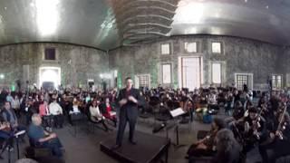 ciclo vive la música con orquesta escuela carlos chávez 360º