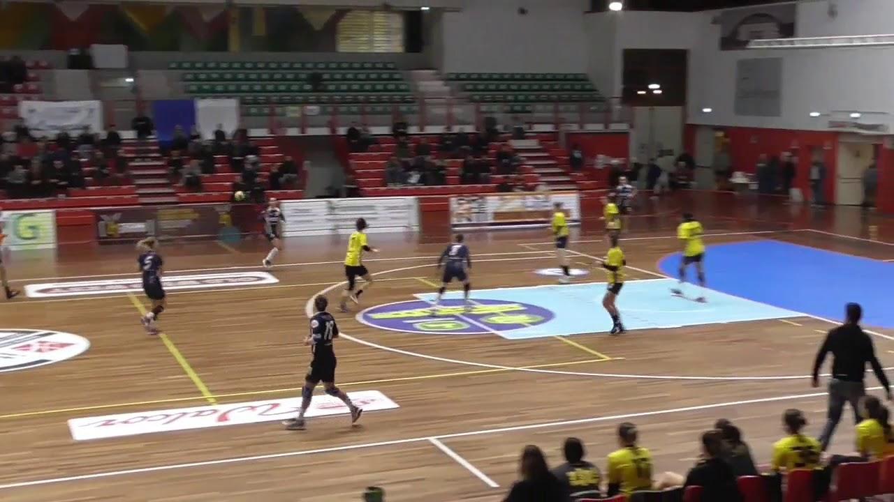 Serie A1F [9^]: Leonessa Brescia - Oderzo 21-18