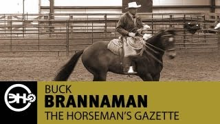 Cow Horse Turnarounds with Buck Brannaman