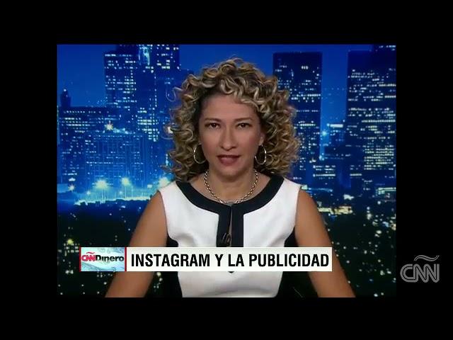 La nueva campaña de publicidad de INSTAGRAM, entrevista en CNN