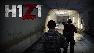 H1Z1 : Just Survive #1 - Kurama Hospital (Gameplay Survival)