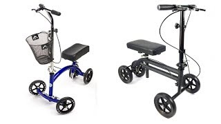 Top 7 Best Knee Scooters in 2018 Reviews. Cool and Good Knee Walkers Review 2018
