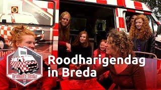 Roodharigendag in Breda: 'Ik werd vroeger gepest'