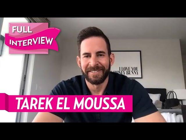 Tarek El Moussa Talks Proposal, Wedding Plans with Heather Rae Young