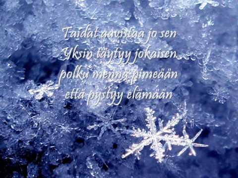 Johanna Kurkela (2010): Ainutlaatuinen +Lyrics