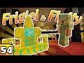 FRIGIEL & FLUFFY : LA HACHE DU SOLEIL | Minecraft - S5 Ep.54
