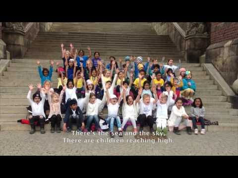 "The International School of Helsingborg, Sweden ""Better Together"" Schoolovision 2017"