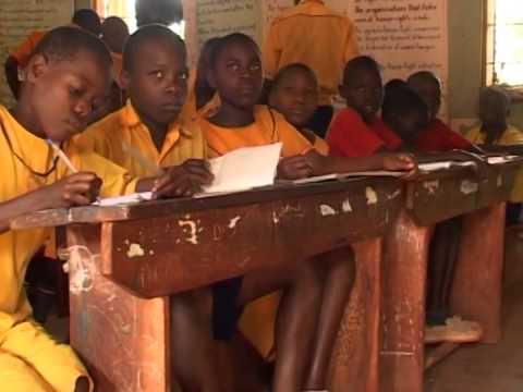 Yofafo at Work in Uganda