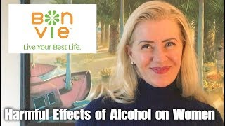 Harmful Effects of Alcohol on Women