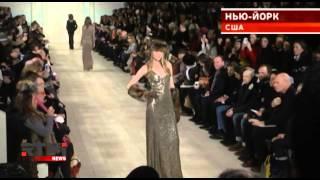 Ральф Лорен представил новую коллекцию на Неделе моды в Нью_Йорке
