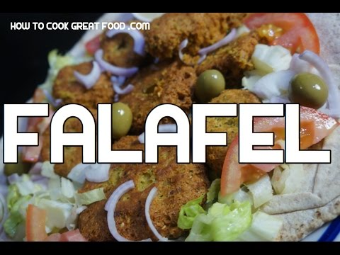 Falafel recipe arabic middle eastern chickpeas video youtube falafel recipe arabic middle eastern chickpeas video forumfinder Gallery
