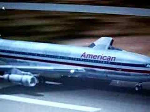 707 landing at PHLI, Lihue Airport, Lihue, Hawaii