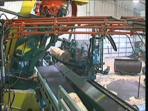 Overview Of Our Sawmill Equipment And Machinery - Sawmill Equipment By McDonough Manufacturing