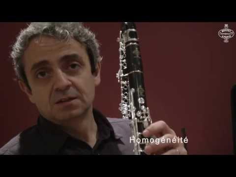 Pascal Moragues: Le Nouveau Baril ICON | Buffet Crampon
