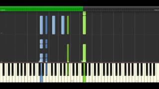 Pasional (Pasillo) - Synesthesia Piano Tutorial
