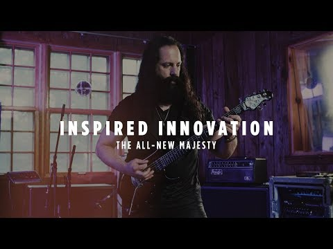 Ernie Ball Music Man: Inspired Innovation - The All-New John Petrucci Majesty