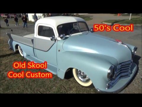1950 chevy truck hot rod lowrider custom youtube. Black Bedroom Furniture Sets. Home Design Ideas