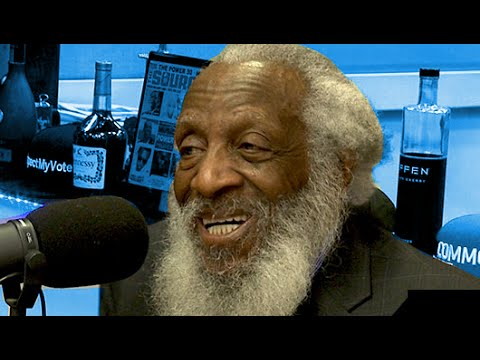 Dick Gregory FULL Interview at The Breakfast Club Power 105.